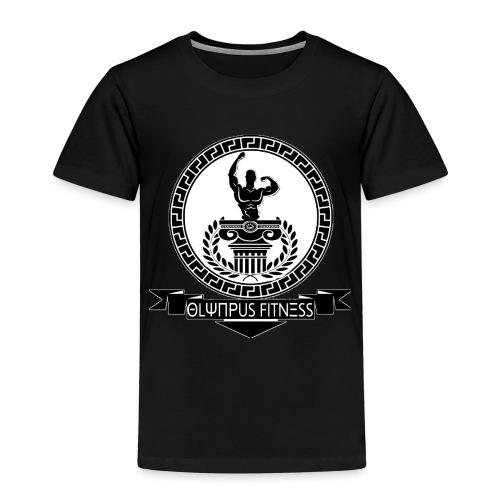 Olympus Fitness Official - Maglietta Premium per bambini