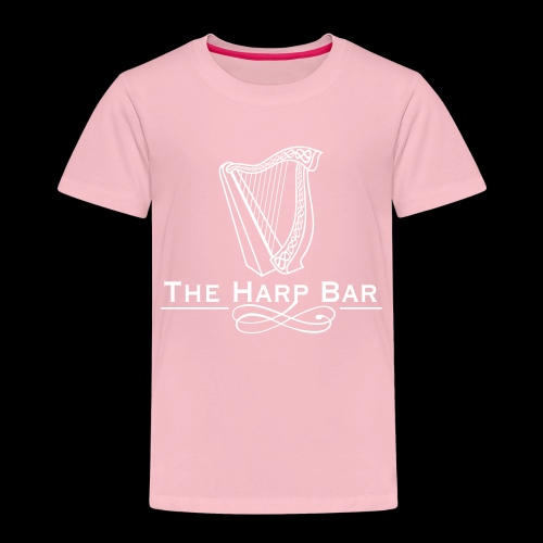 Logo The Harp Bar Paris - T-shirt Premium Enfant