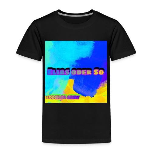 2A6CD045 CD12 4286 813E 1EB90DB0ABB9 - Kinder Premium T-Shirt