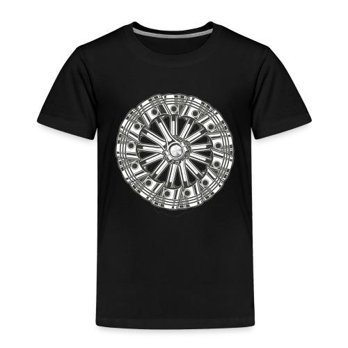 zuiger rol - Kinderen Premium T-shirt