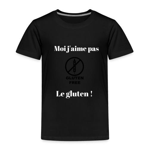 Moi j'ai pas le gluten ! - T-shirt Premium Enfant