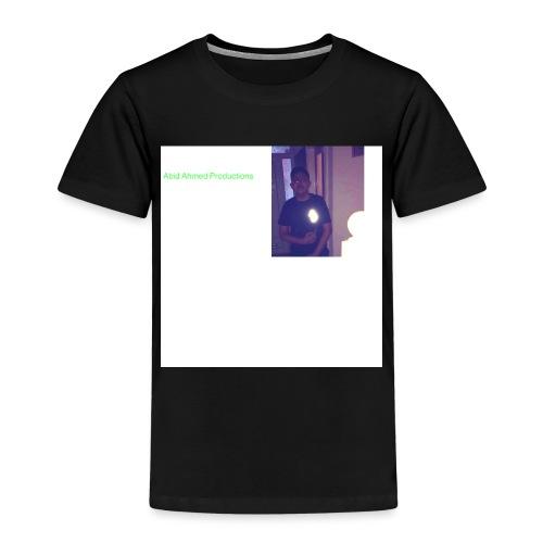 Abid Ahmed productions2 - Kids' Premium T-Shirt