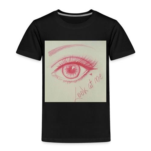 Regard Rouge - T-shirt Premium Enfant
