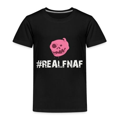 Bubblegummonsters #RealFnaf WHT - Kids' Premium T-Shirt