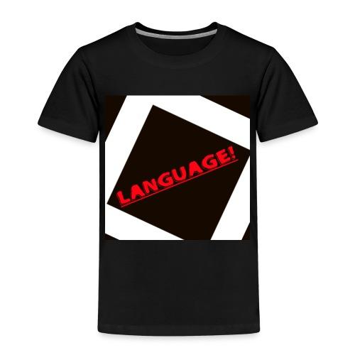 Language - Kids' Premium T-Shirt
