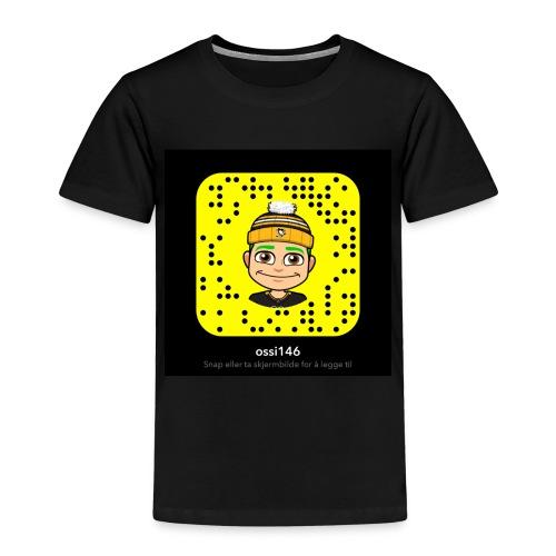 ADDIOSSI - Premium T-skjorte for barn
