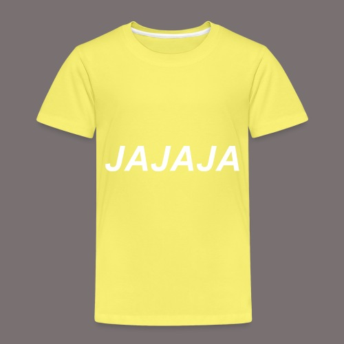 Ja - Kinder Premium T-Shirt