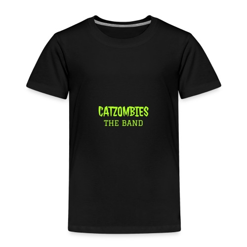 catzombies - Kids' Premium T-Shirt