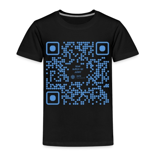QR The New Internet Shouldn t Be Blockchain Based - Kids' Premium T-Shirt