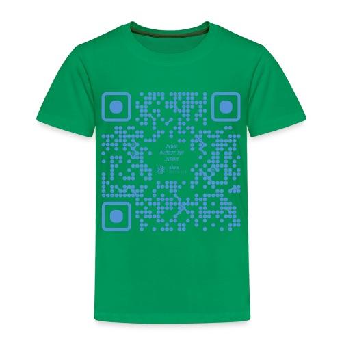 QR The New Internet Shouldn t Be Blockchain Based - Kids' Premium T-Shirt