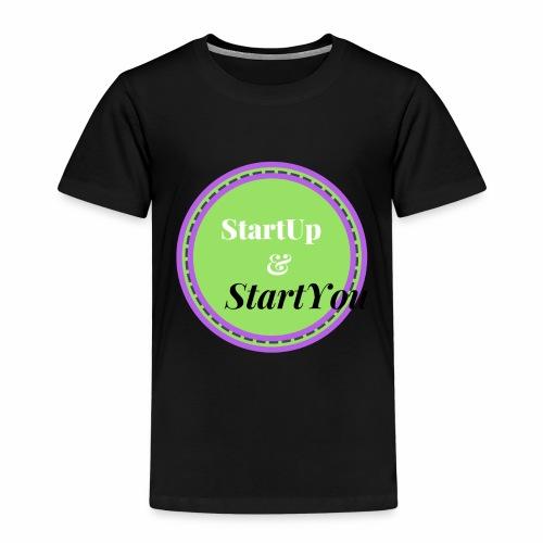 startUp - Camiseta premium niño