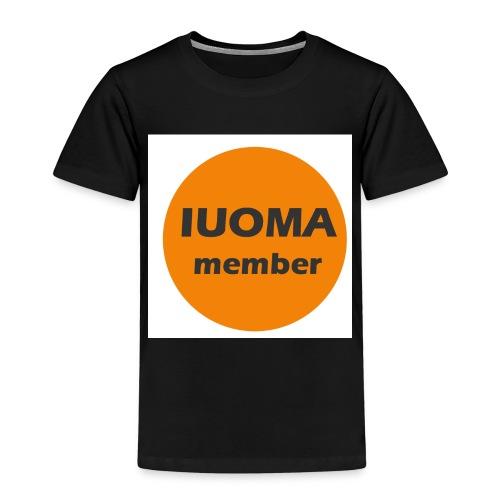 IUOMA Member - Kinderen Premium T-shirt