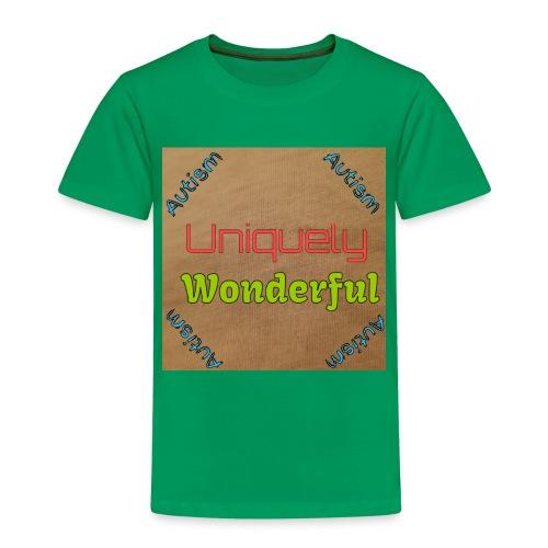 Autism statement - Kids' Premium T-Shirt