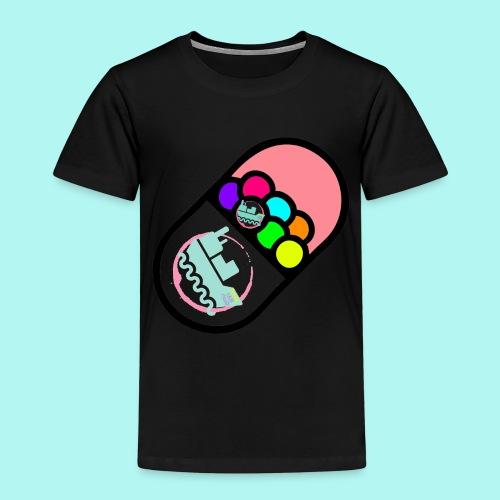 PILDORA DH - Camiseta premium niño