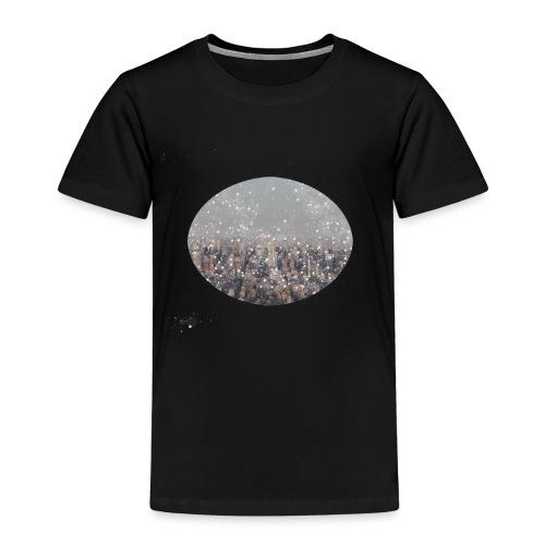 New york bei winter - Kinder Premium T-Shirt