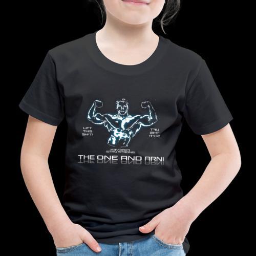 Arni, der einzig Wahre - Kinder Premium T-Shirt