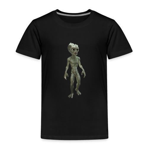 alien real - Camiseta premium niño