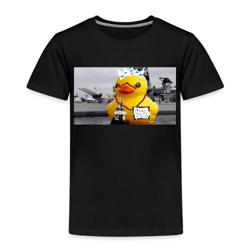 Fin Anka - Premium-T-shirt barn