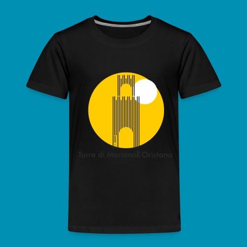 Torre di Mariano Oristano - Maglietta Premium per bambini