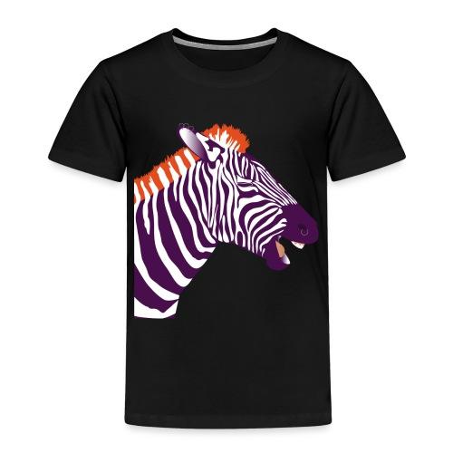No zebra-future - T-shirt Premium Enfant