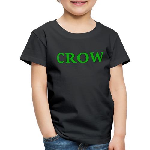 Crow - Kids' Premium T-Shirt