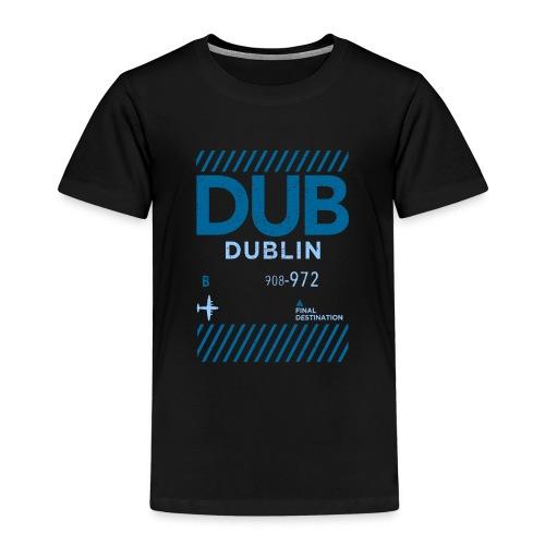 Dublin Ireland Travel - Kids' Premium T-Shirt