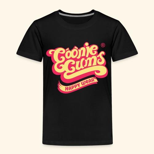 Goonie Gums : Classic Logo - Camiseta premium niño