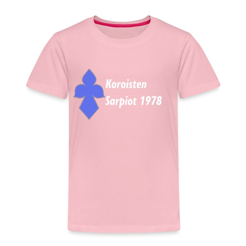 Koroisten Sarpiot - Lasten premium t-paita