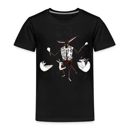 rasselesel - Kinder Premium T-Shirt