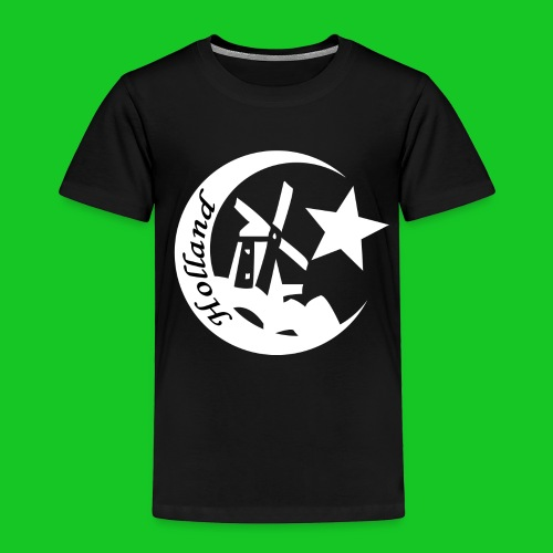 Holland Moslim - Kinderen Premium T-shirt