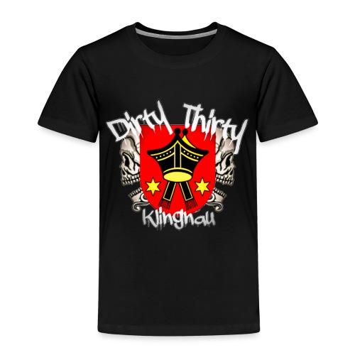 DirtyThirty - Kinder Premium T-Shirt