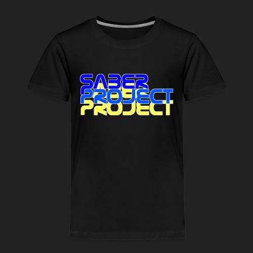 SPychedelic Dark - Kinder Premium T-Shirt