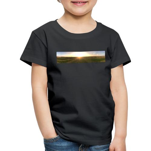 sun down - Kinder Premium T-Shirt