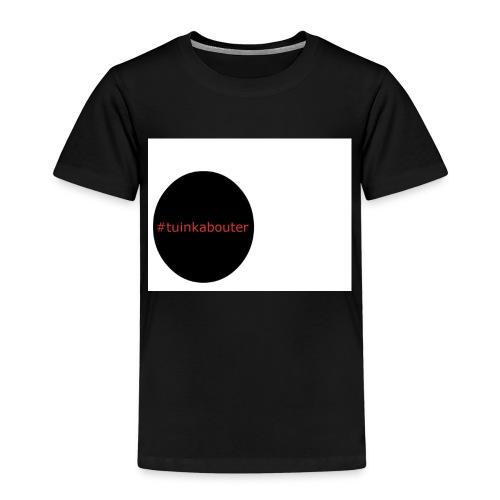 #tuinkabouter - Kinderen Premium T-shirt