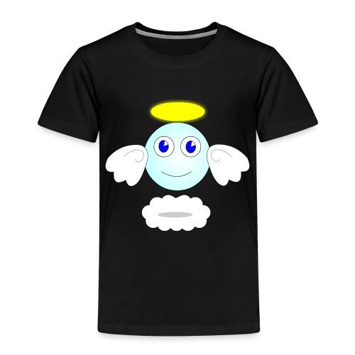 puff logo - Maglietta Premium per bambini