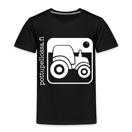 pottupellossa.fi - Lasten premium t-paita