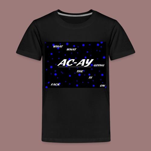 AC-AY HODDIE - Kinder Premium T-Shirt