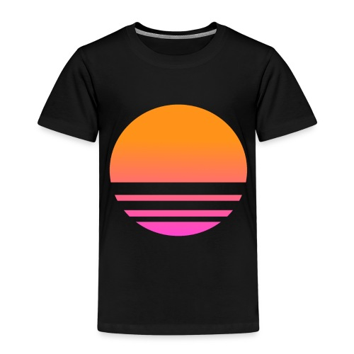 Vaporwave - Kids' Premium T-Shirt