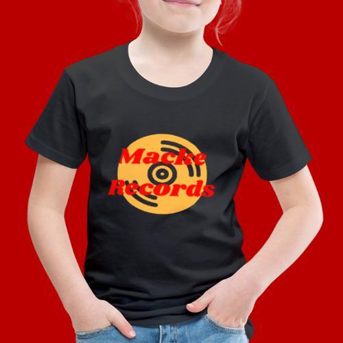 mackerecords merch - Premium-T-shirt barn