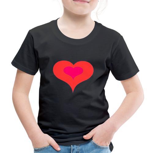 Corazon II - Camiseta premium niño