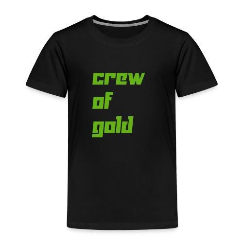 crew - Maglietta Premium per bambini