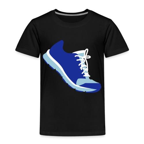 Laufschuh - Kinder Premium T-Shirt