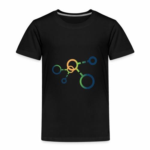 circulos - Camiseta premium niño