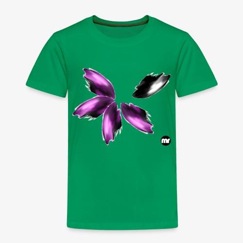 Sembran petali ma è l'aurora boreale - Maglietta Premium per bambini