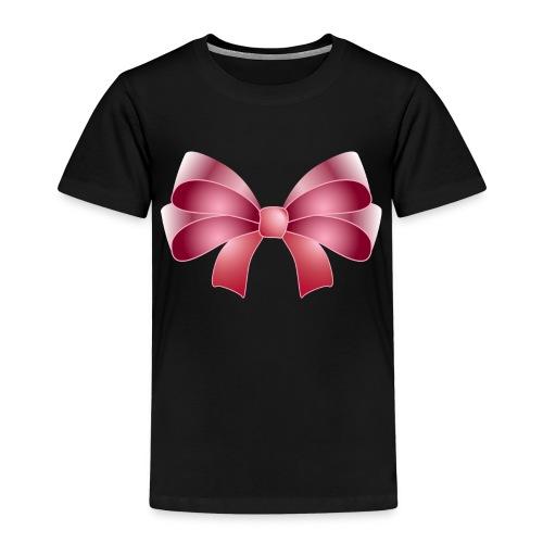 Schleife - Kinder Premium T-Shirt