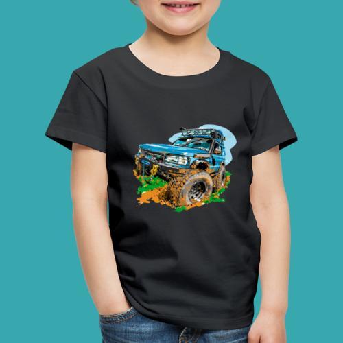 Big Blue - Kids' Premium T-Shirt