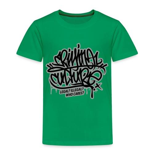 Criminal Culture - Kinder Premium T-Shirt