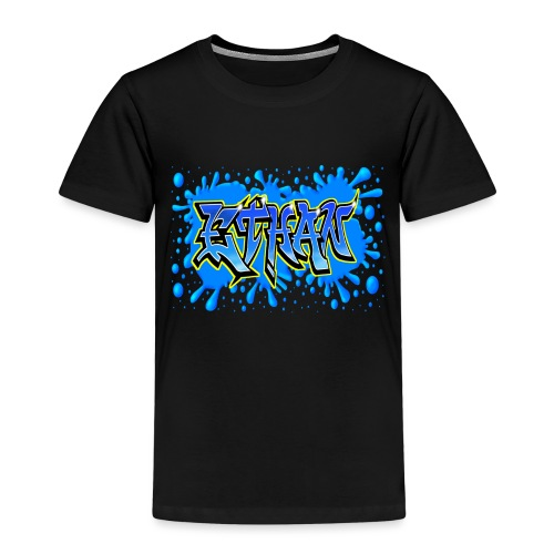 Graffiti ETHAN - T-shirt Premium Enfant