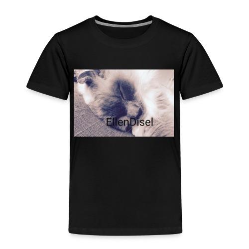 Ellen och Diesel - Premium-T-shirt barn