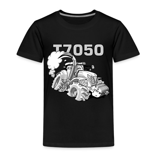 0846 NH T7050 gray - Kinderen Premium T-shirt